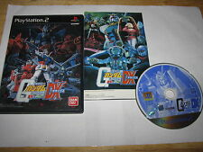 Mobile Suit Gundam Renpou vs Zeon DX Playstation 2 PS2 Japan import