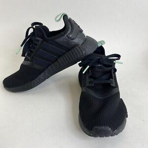 Adidas NMD R1 Mint Glow AQ1102 Women's Size 7