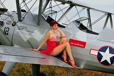 Miss November 2014 Kelly - Warbird Pinup Girls PhotoArt - Made in the USA