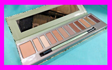 Mally CityChick IN THE BUFF 11pc Eyeshadow Palette Primer + Brush Browns Nudes!!