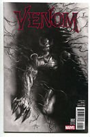 Venom 2 Marvel Now 2016 NM Gabriele Dell'Otto B&W Variant 1 Symbiote