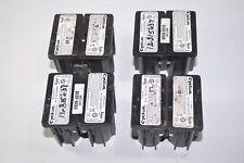 EnerSys Cyclon 6V 2.5 Ah D Lead Acid Battery  LOT of 4   pn#- 0819-0019