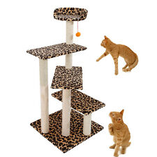 "New 43"" Cat Tree Tower Condo Furniture Scratching Post Pet Kitty Play House"