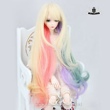 """9-10"""" 1/3 BJD Wig or 70cm BJD Wig Hair Dollfie DREAM Luts EID DOD AOD SD WIG 109"""