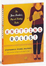 Knitting Rules!, Acceptable, Pearl-McPhee, Stephanie, Book