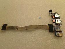 GENUINE ACER ASPIRE 5315 5220 5520 7520 USB PORT BOARD & CABLE LS-3551P W/Screw