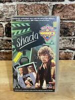 RARE Doctor Who: Shada -Vhs & Script- Tom Baker