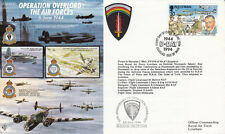 JS 44/4da 50th Anniv Operation Overland-The Air Force Flown Hercules to Normandy