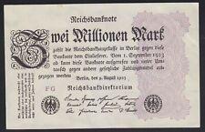 GERMAN NOTGELD 1 MILLION MARK BANKNOTE