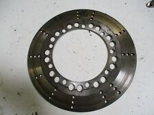 3. Kawasaki KLR 600 KL600A Bremsscheibe vorne Durchmesser 270 mm 3,7 mm stark