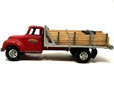 Tonka Ford Lumber Truck, Vintage 1950's