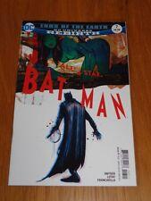 BATMAN ALL STAR #7 DC UNIVERSE REBIRTH VF (8.0)