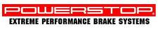 Disc Brake Pad-Posi-Mold Carbon Matrix Metallic Brake Pads Power Stop 16-674A