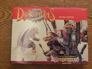 Ral Partha 10-501 Draconians Boxed Set