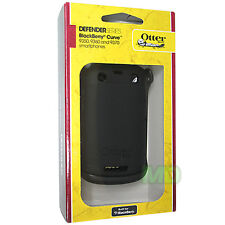 NEW Otterbox 3 Layers Defender Case Blackberry Curve 9360 Belt Clip Holster RET