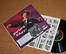 LP Frank Sinatra Swing Easy Capitol W 587 Made in USA