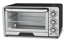 Cuisinart Compact Classic Toaster Oven Broiler MSRP $145.00 Brand New Free Ship