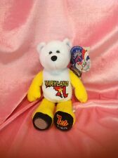 Maryland #7  Limited Treasure Coin Bear NEW