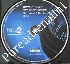 2002 BMW 745i 745Li M3 M5 X5 NAVIGATION MAP NAV CD NW SW AZ CO ID NM OR UT WA WY