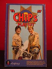 CHiPs Vintage 1981 Colorforms Complete Excellent Display Condition