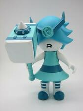 "ROBO ZORA AQUA - 6"" Resin Figure - Jacky Chan - Frombie Friendly Zombies"