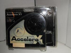 Arctic Cooling Accelero X1, für Geforce 6800 und 7800 Series, NEU OVP