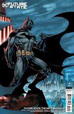 Future State The Next Batman #4 - Jim Lee Card Stock Variant - Dc - 02/16