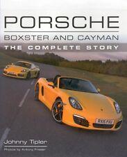 Porsche Boxster & Cayman - Complete Story (986 987 981 GTS GT4 Spyder) Buch book
