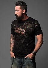 """Orig. Rick's Harley-Davidson Dealer Shirt """"REWARD"""" Gr. L *5503-HE0H-L*"""