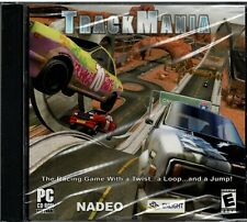Lot of 10 Trackmania Pc Sealed New Jewel Case