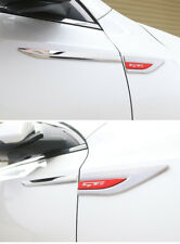 For Peugeot 308 Accessories Car Door Sill Side Emblem Badge Scuff Plate Sticker