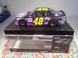 2020 Jimmie Johnson 1/24  Fueling Futures Color Chrome / J.Johnson Foundation