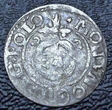 1622 MEDIEVAL - SILVER COIN - Livonia Riga Solidus SWEDISH OCCUPATION