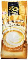 Krüger, Caramel-Krokant Cappuccino, mit feiner Caramel-Note 500g, 5er Pack