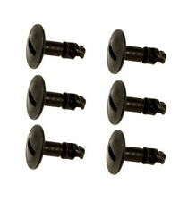 For Audi VW Set of 6 Dowel Pins For Engine Protection Pan OEM