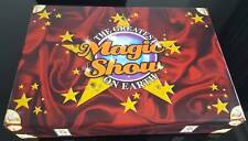 The Greatest Magic Show on Earth Briefcase Activity Set