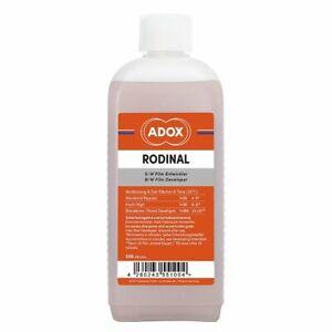 ADOX RODINAL 500 ml Konzentrat  Filmentwickler schwarz/weiß