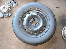 VAUXHALL CORSA C 14 INCH  SPARE WHEEL WITH MICHELIN TYRE 175 / 65 / R14 4 STUD