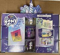 My Little Pony Unicorn Party Present 1.5-Inch Mini Figure 16 Surprises New Rare