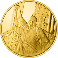 Niue - 2021 - 1/4 OZ Gold Proof Coin - HARRY POTTER Classic - Lord Voldemort