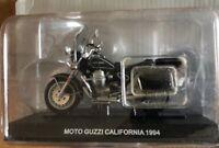 "DIE CAST "" MOTO GUZZI CALIFORNIA 1994 "" SCALA 1/24 CARABINIERI"