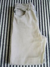 """Womens Beige Straight Leg Jeans by Ralph Lauren. Size 6 Petite W 28', L 27"""""""