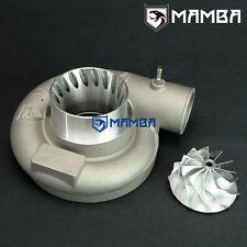 "MAMBA 3"" TD05 TD06 20G Anti surge compressor housing + GTX 11+0 billet wheel"