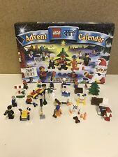 LEGO CITY ADVENT CALENDAR 7687 - 2009 - MINIFIGURES