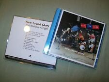 New Found Glory        PROMO CD LOT         Not Without a Fight  --  Hit or Miss