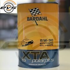 BARDAHL XTA PolarPlus 5W30 mSaps C3 Olio Motore Auto 100% Sintetico Bmw LL-04
