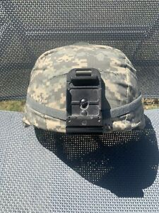 ACH Helmet With NV Plate