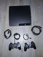 PS3 Playstation 3 mit 120GB , 2 Controller und 19 Spielen
