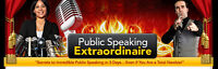 Public Speaking Extraordinaire Guide on 1 CD