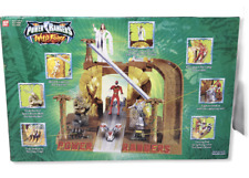 "Power Rangers Wild Force Temple Ruins Playset New w Exclusive 5"" Princess Shayla"